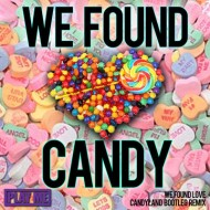 Rihanna – We Found Love (We found Candy remix) + Rick Ross – Hustlin' (Candyland Remix)