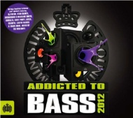 Ministry of Sound – Addicted to Bass2012