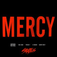 Kanye West feat. Big Sean, Pusha T, 2 Chainz – Mercy (Original + Stratus Dubstep Remix)