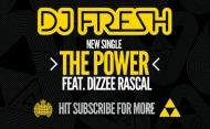 DJ Fresh ft. Dizzee Rascal – The Power (OfficialVideo)