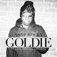 A$AP Rocky – Goldie (prod. Hit-Boy)