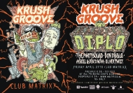 The Partysquad – Krush Groove Mixtape2012
