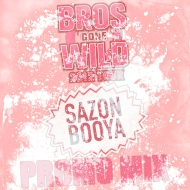 Sazon Booya – Bros Gone Wild Tour Promo Mix