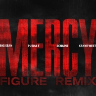 Kanye West – Mercy (Figure Remix)