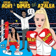 Steve Aoki x Angger Dimas x Iggy Azalea – Beat Down (official video)