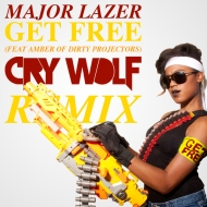 Major Lazer – Get Free (Feat. Amber Of Dirty Projectors) (Cry Wolf Remix)