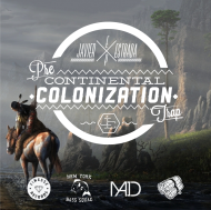 Javier Estrada – Pre Continental Colonization Trap EP (FR005) [free download]