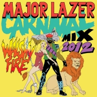 Walshy Fire x Major Lazer – 2012 Carnival mix [free download]