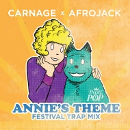 Afrojack – Annie's Theme (Carnage Festival Trap Remix) [FREE DOWNLOAD]