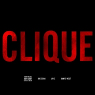Kanye West – CLIQUE Ft. Big Sean and Jay-Z (Original + gLAdiator Remix) [download]