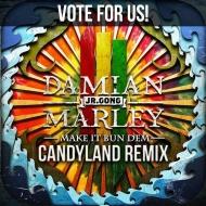 Skrillex x Damian Marley – Make It Bun Dem (Candyland Remix) + Psy – Gangnam Style (Candyland's OGRemix)
