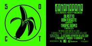 Bananarama Club – BLASTO + Don Fuegote + Tropic Dopes – Viernes 5octubre
