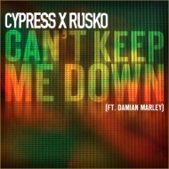 Cypress Hill x Rusko – Can't Keep Me Down ft. Damian Marley (OFFICIAL MUSIC VIDEO)