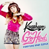 Kreayshawn – Go Hard (Valentino Khan Remix) [FREE DL]