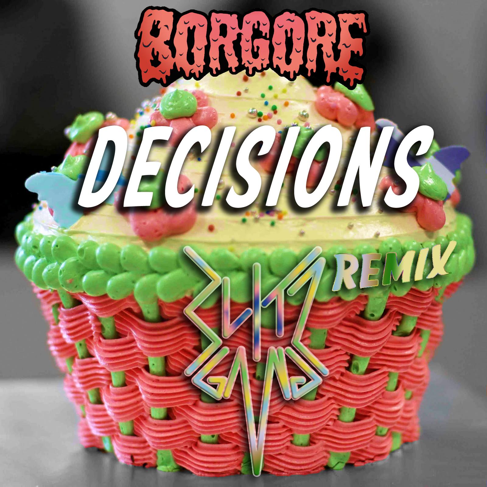 Borgore Cake Up Tomahawk
