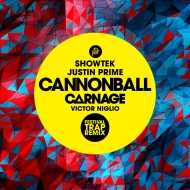 Showtek x Justin Prime – Cannonball (Carnage x Victor Niglio Festival Trap Remix) [FREE DOWNLOAD]