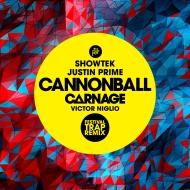 Showtek x Justin Prime – Cannonball (Carnage x Victor Niglio Festival Trap Remix) [FREEDOWNLOAD]