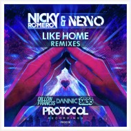 Nicky Romero Ft. Nervo – Like Home (Dillon Francis Remix)