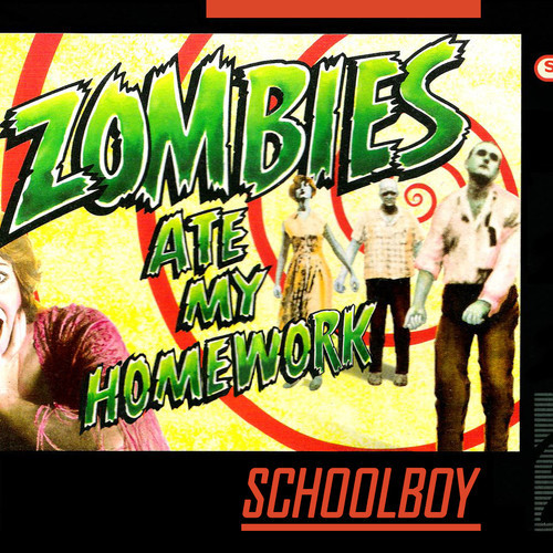 schoolboy zombies ate my homework