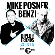Benzi x Mike Posner – The Sexy Mixx + Victory LAP (Diplo and Friends) [Free Download]