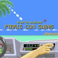 Blastto x D.Gómez – Pirris con swing (OutRun theme) (video)