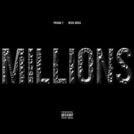 Pusha T – Millions (feat. Rick Ross) [Official Music Video] + Wrath of caine (Free mixtape)