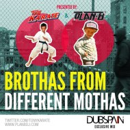 Tony Karate b2b Martín Plan B – Brothas from different mothas (Dubspain.com exclusive mixtape) [Free Download]