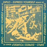Diplo – Express Yourself Remix EP
