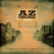 El Cuco Recordings – AZ Gunslingaz 3 [FREEEP]