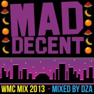 Mad Decent presents: Official Miami 2k13 Mixtape – Mixed By DZA [FREE DL]