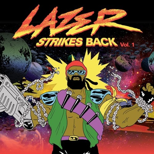 Major Lazer Lazer Strikes Back