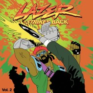 Major Lazer – Lazer Strikes Back Vol. 2 [Free Download]