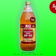 Valentino Khan – 40 OZ (Original Mix) [Free Download]