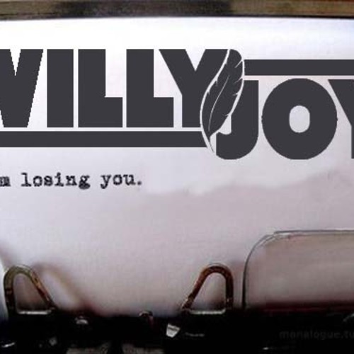 Willy Joy Im losing you