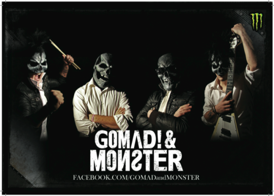 gomad-monster-murder-mix