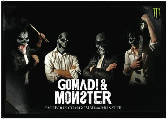 gomad-monster-murder-mix