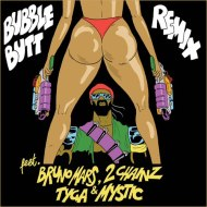 Major Lazer – Bubble Butt (feat. Bruno Mars x 2 Chainz x Tyga x Mystic) (Official Music Video)